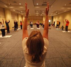 yoga shabbat
